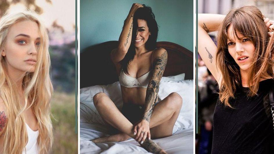 10 frases que garotas tatuadas não aguentam mais ouvir