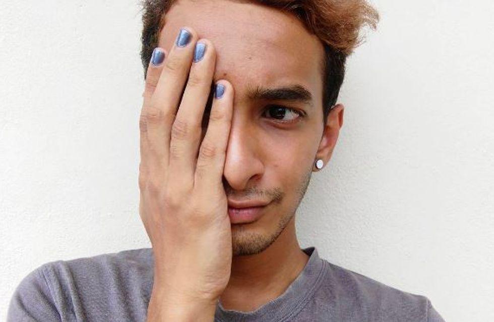 #malepolish, le hashtag des mecs qui assument leur manucure