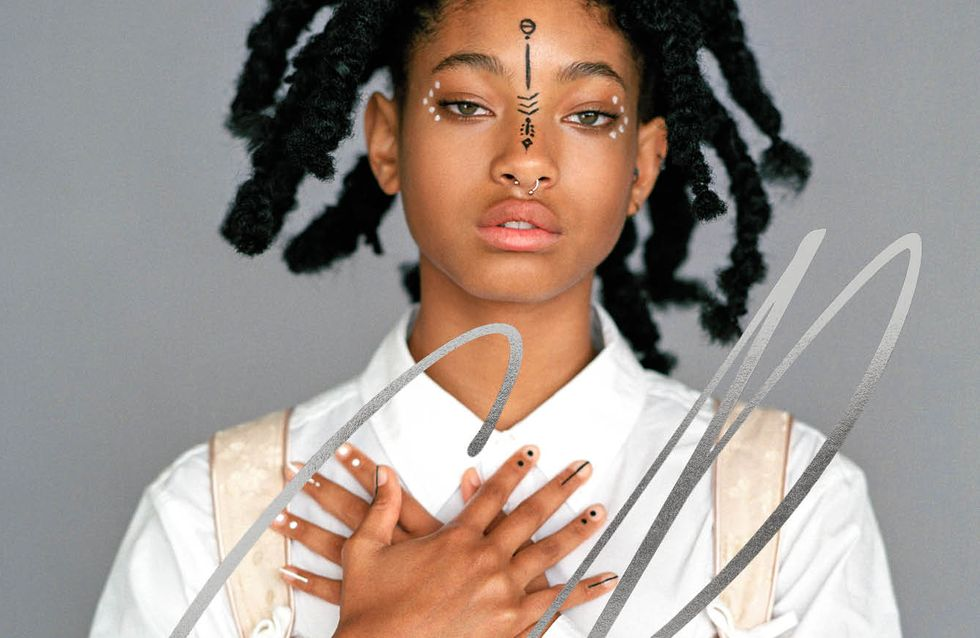 Willow Smith, des tatouages à 15 ans (Photo)