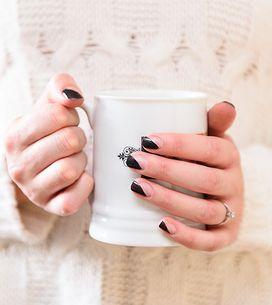 ¡Menos es más! Hazte con la manicura minimalista