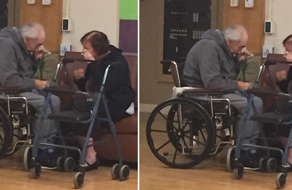 Der traurigste Fehler des Pflegesystems: Dieses Rentnerpaar wird nach 62 Jahren Ehe getrennt