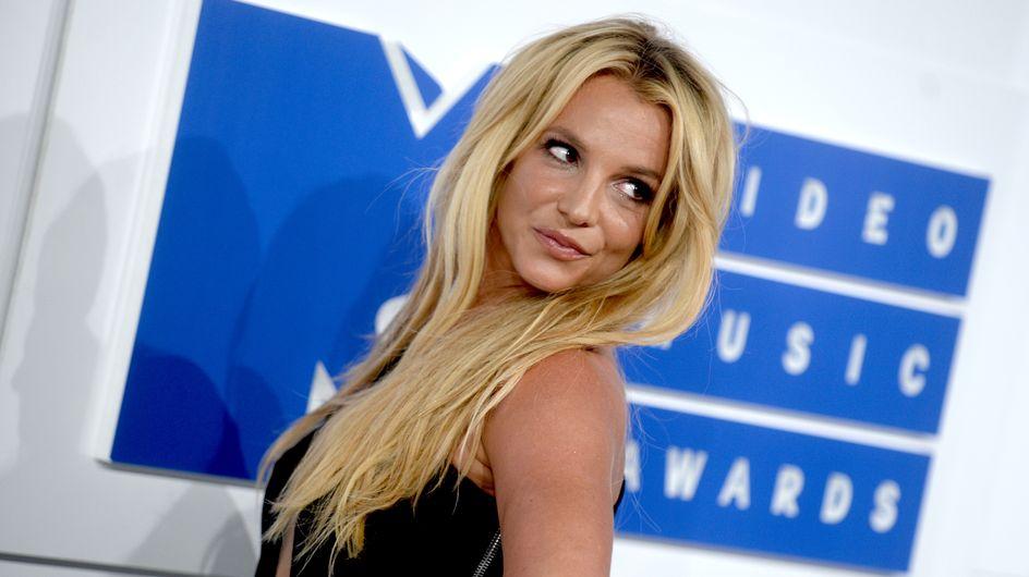El impresionante cambio físico de Britney Spears