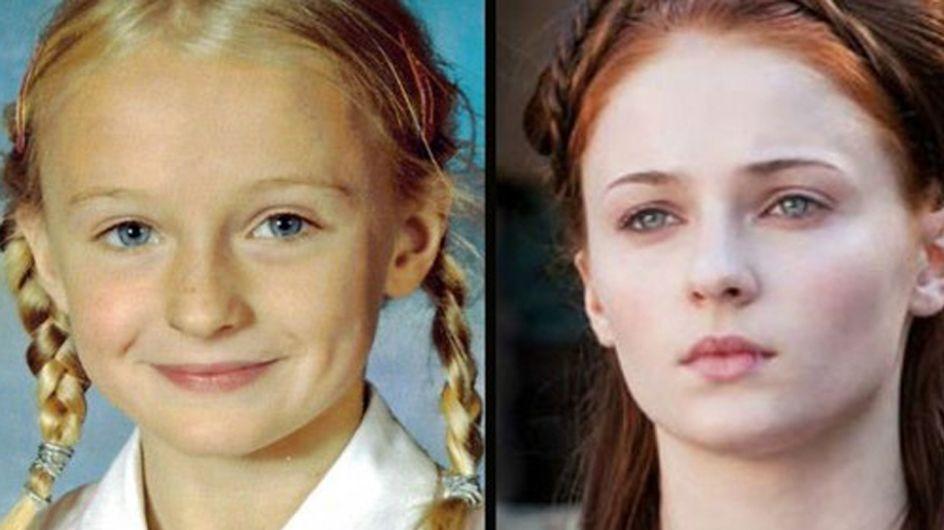 Les acteurs de Games of Thrones avant et après
