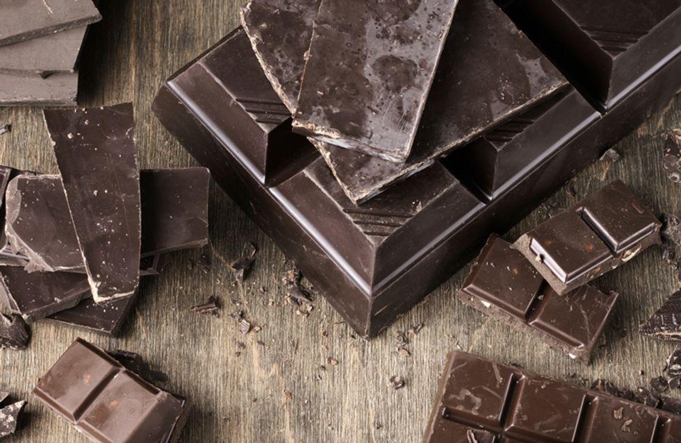 Cioccolato fondente: calorie, proprietà e benefici