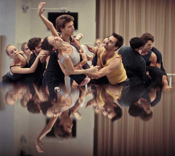 Des danseurs classiques