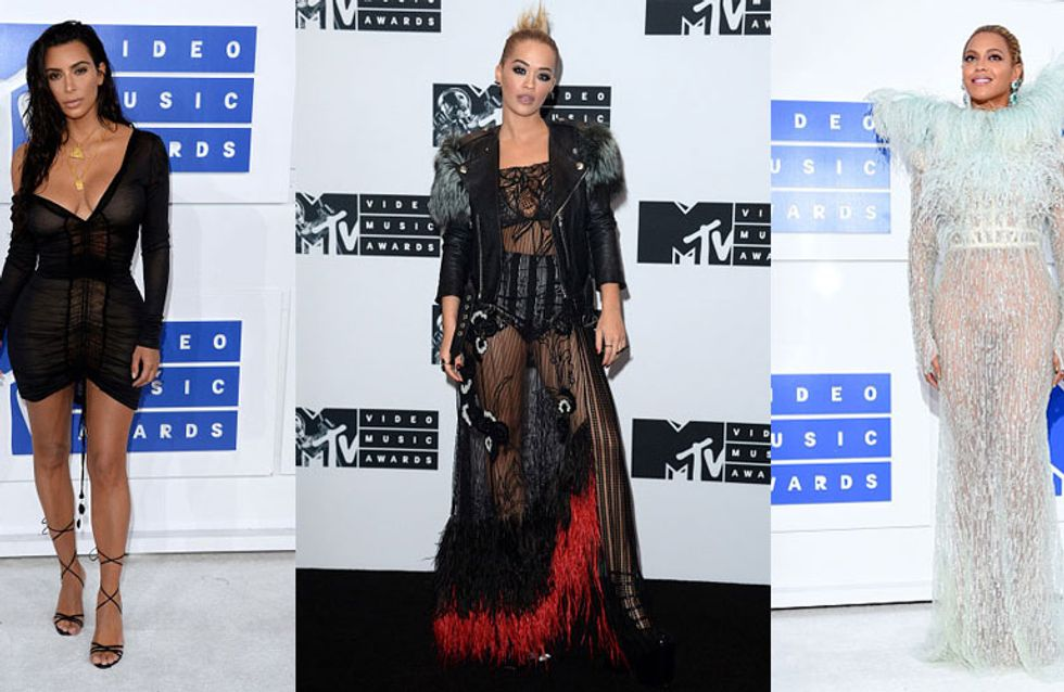 MTV VMAs 2016: The Most Outrageous Outfits