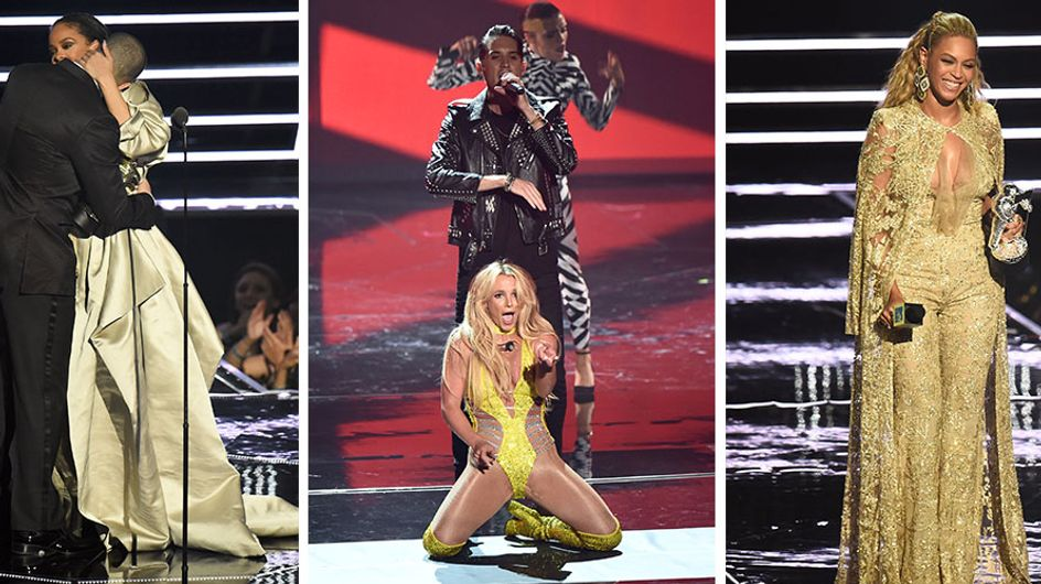 All The Best Bits From The MTV VMAs 2016