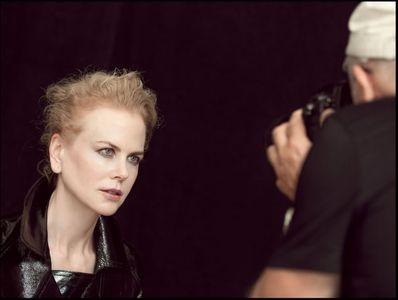 Nicole Kidman pose pour le calendrier 2017