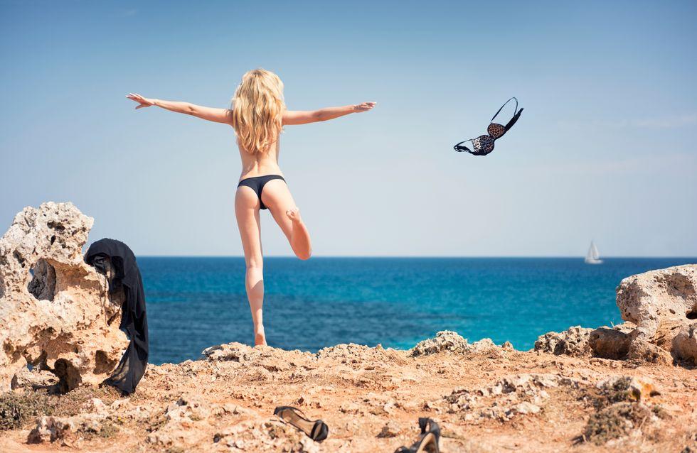 Raus aus den Klamotten! 9 Dinge, die man unbedingt mal nackt tun sollte
