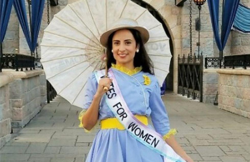 Pour l'anniversaire de Mary Poppins, ces jeunes femmes s'habillent comme leur héroïne (Photos)