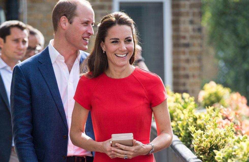 Kate Middleton, un nouveau look abordable (Photos)