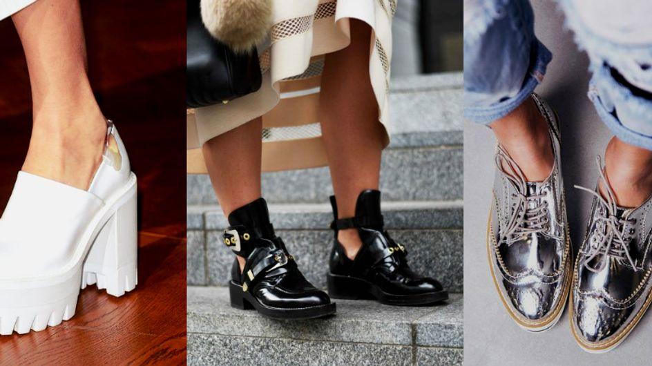 As melhores tendências de sapatos do outono gringo para copiar já!