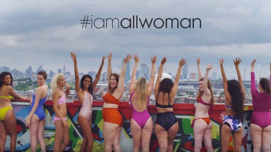 Endlich! Diese Kampagne für Bademode zeigt Frauenkörper so, wie sie WIRKLICH sind