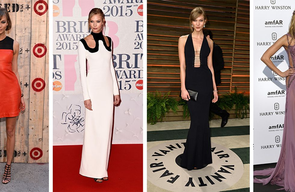 Reppin' The Tall Gals! Karlie Kloss's Style File
