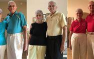 Relationship Goals: Dieses Paar ist seit 52 Jahren verheiratet und rockt den Par