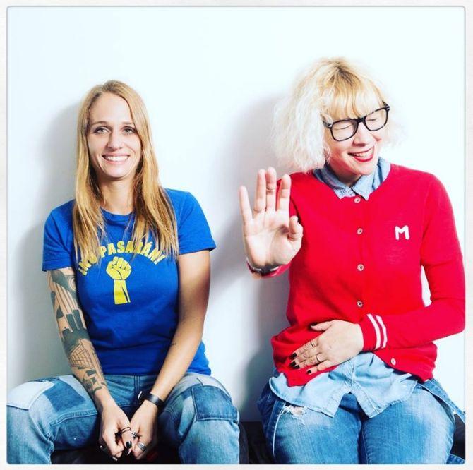 Éloïse Bouton & DJ Emeraldia Ayakashi