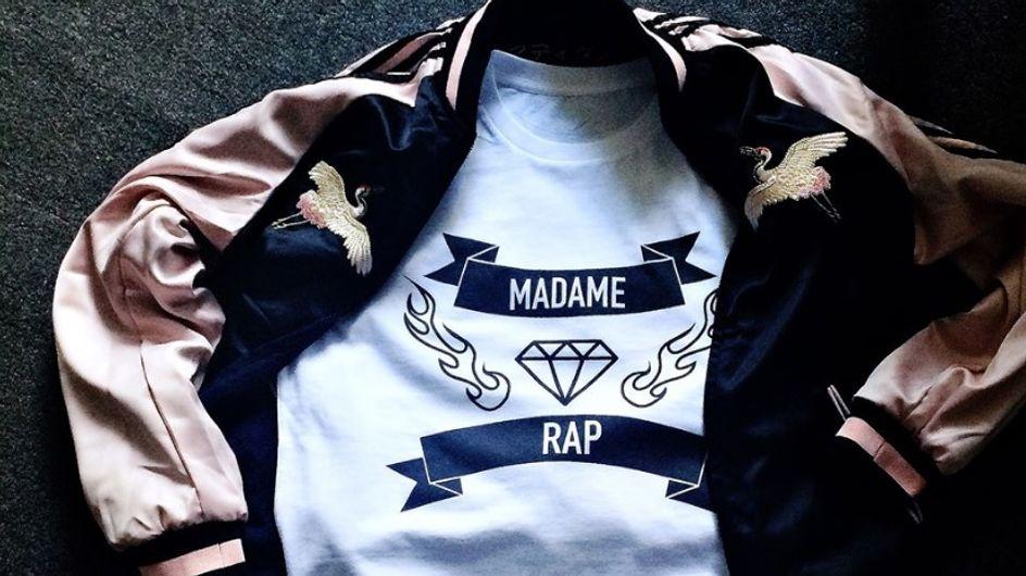 Une collection de t-shirts streetwear pour casser l'image sexiste du hip hop