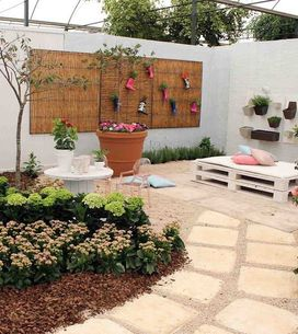 13 ideas para darle vida a tu patio interior