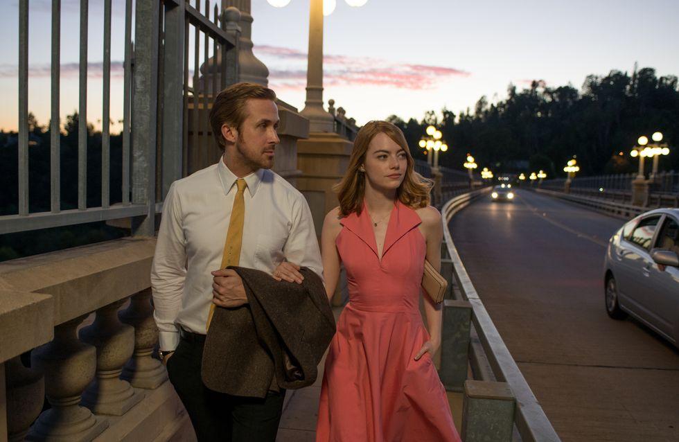 Découvrez Ryan Gosling et Emma Stone dans la bande-annonce de La La Land (Vidéo)