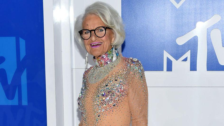 La abuela más famosa de Instagram, peor look de la semana