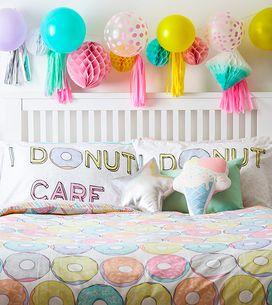 ¡A mi me daban dos! Los donuts como tendencia deco que no puede faltar en casa