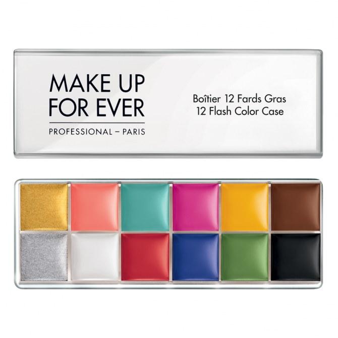 Maquillaje de color de Makeup Forever