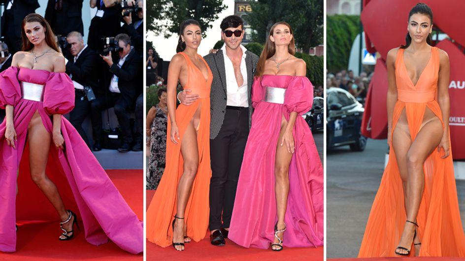 Festival di Venezia hot con Giulia Salemi e Dayane Mello: era davvero necessario?