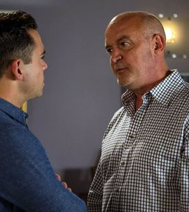 Coronation Street 16/9 - Phelan Makes Todd An Offer