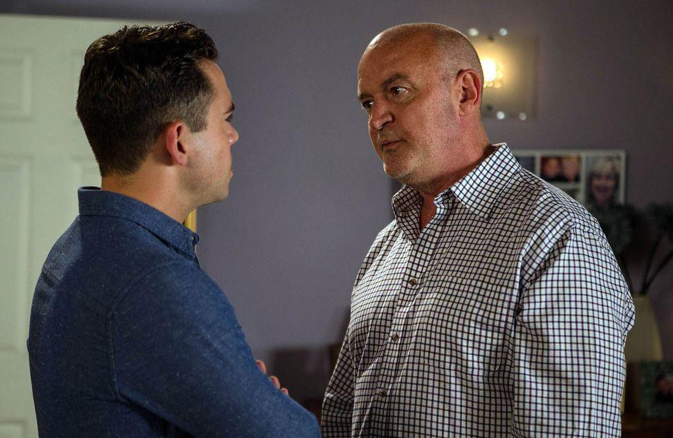 Coronation Street 16/9 - Phelan Makes Todd An Offer