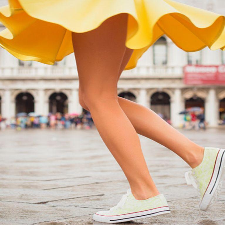 Lo Que Pensamos Mujeres Cuando Llevamos Falda O Vestido