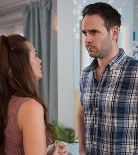 Hollyoaks 14/9 - Joe Asks A Furious Joanne To Give Him And Mercedes Some Space
