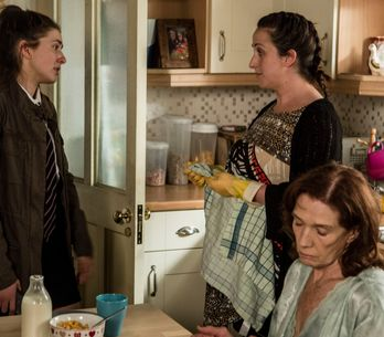 Eastenders 12/9 - Sonia's Frustrations Continue