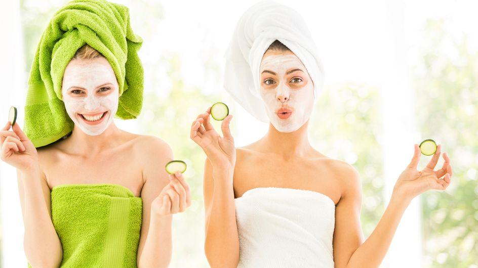 Rutina de belleza para pieles con acné