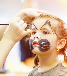 Maquillaje de Halloween para niños: 25 ideas con las que inspirarte