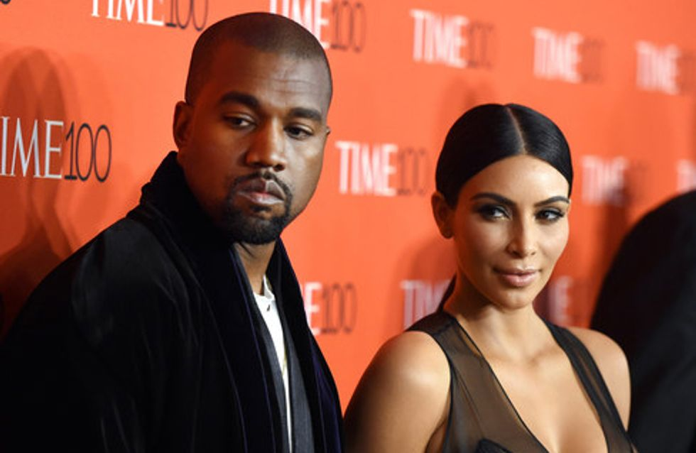 All Hail The Ultimate Power Couple: Kim Kardashian And Kanye West's Love Story In Pictures