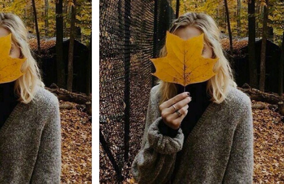 24 Things Every Girl Does In Autumn.