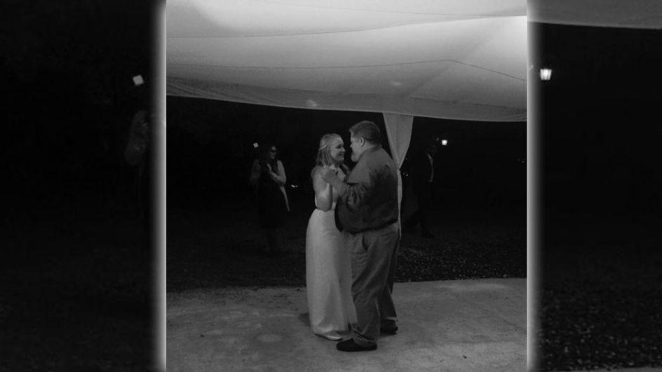 Es sollte ihr schönster Tag werden - doch nach dem Vater-Tochter-Tanz bricht ihr Papa zusammen