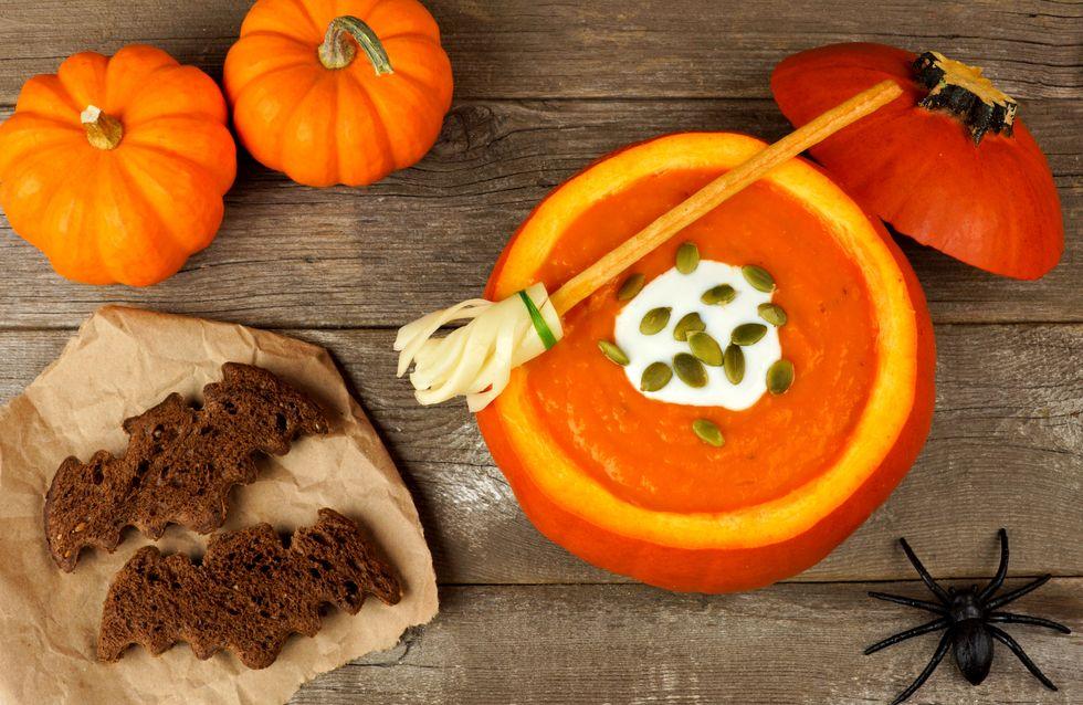 Halloween : 5 recettes à la citrouille pour un menu qui fait peur