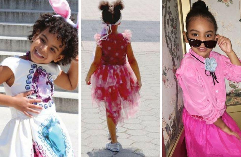 12 photos qui prouvent que Blue Ivy a déjà tout d'une modeuse