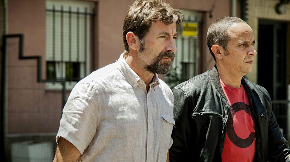 Antonio de la Torre, Raúl Arévalo y Luis Callejo nos cuentan los entresijos de 'Tarde para la ira'