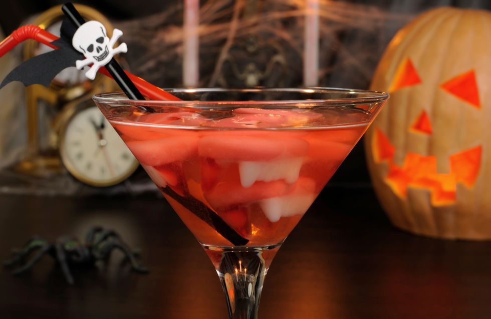 5 cocktails d'Halloween terriblement terrifiants