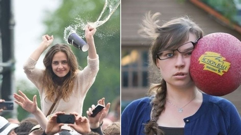 Timing parfait : Les photos prisent juste avant une catastrophe
