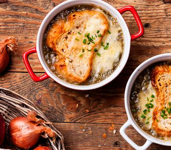 8 recetas de purés y sopas muy saludables para hacer frente al frío