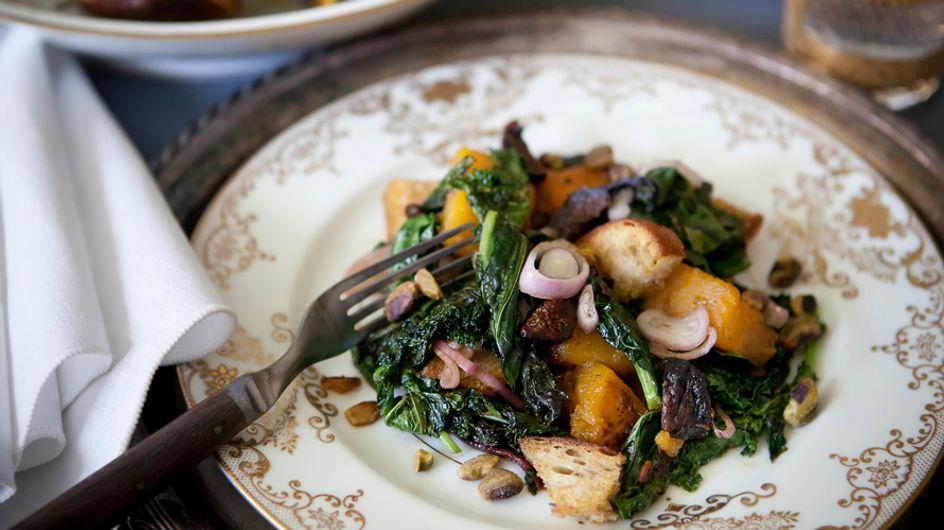 ¡Sácale el máximo partido al invierno con estas 4 recetas con alimentos de temporada!