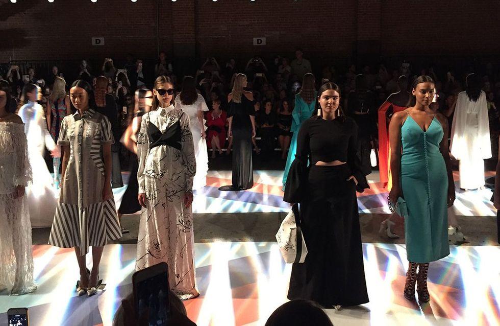 #NYFW : Le créateur Christian Siriano fait sensation en faisant défiler des femmes de morphologies différentes