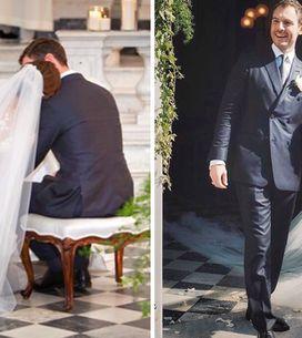 Gabriella Pession sposa il suo Richard. Le foto più belle del matrimonio (e dell