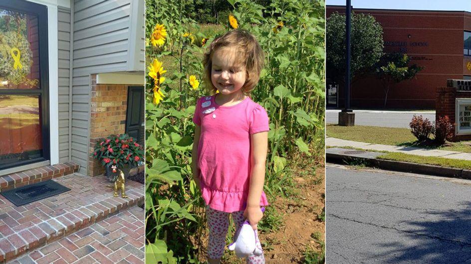 Ihre Tochter wäre in die Vorschule gekommen: Die Fotos dieser Mutter brechen uns das Herz