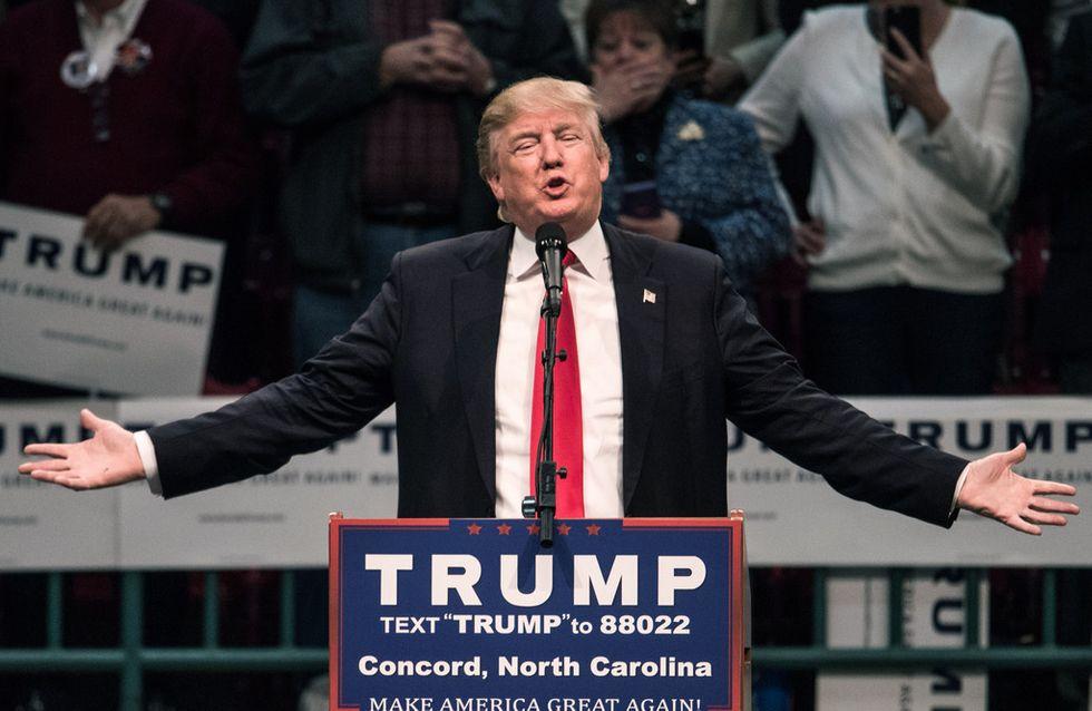 Les vedettes qui soutiennent Donald Trump