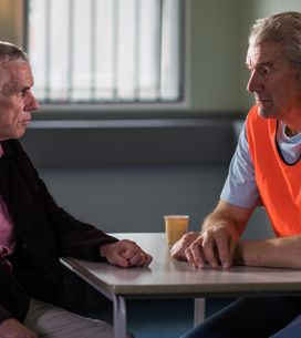 Hollyoaks 20/9 - Billy Threatens To Expose Who Jack Really Is To His Family
