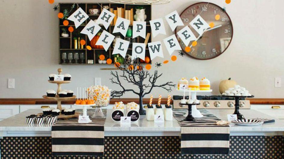 Decoración de Halloween: 30 ideas creativas para tu fiesta